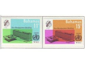 Bahamas 0252 0253