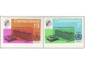 Cayman isl 0185 0186