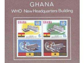 Ghana 0257 0260 Bl 20