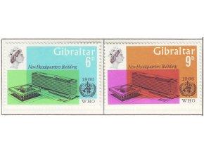 Gibraltar 0182 0183