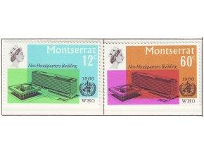 Montserat 0183 0184