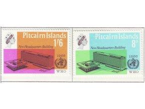 Pitcairn isl 0062 0063