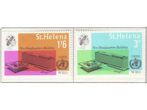 St Helena 0177 0178