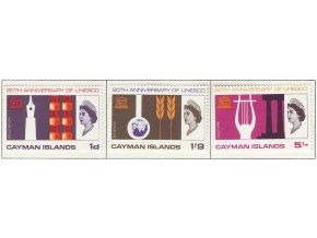 Cayman isl 0187 0189