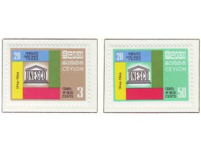 Ceylon 0350 0351