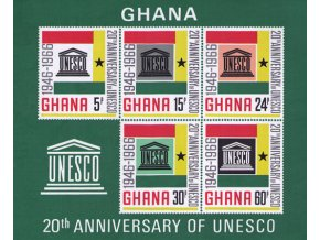 Ghana 0274 0278 Bl 23