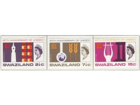 Swaziland 0123 0125