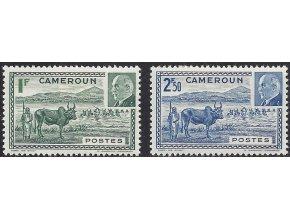 Cameroun 0175 0176