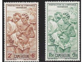 Cameroun 0245 0246