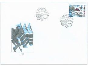 SR 1996 / 093 / 150 rokov Slovenských pohľadov FDC
