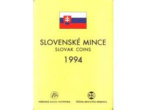 Mince SR 1994 / Sada obehových mincí Sk