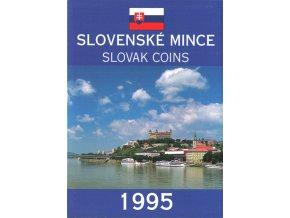 Mince SR 1995 / Sada obehových mincí Sk