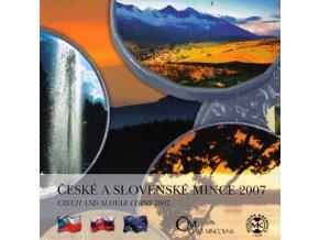 2007 ČR a SR