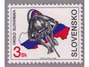 SR 1996 / 094 / Okolo Slovenska