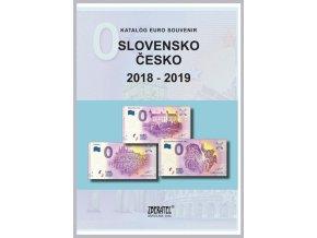 0 eurobankovky SR + CR 2019 obr