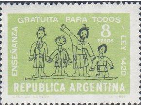 Argentína 0891