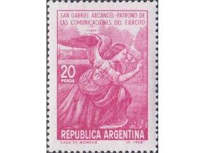 Argentína 0992