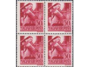 Maďarsko 0753 4bl