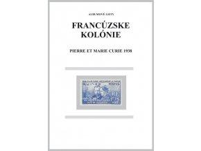 Albumové listy Franc kol 1938 Pierre et Marie Curie