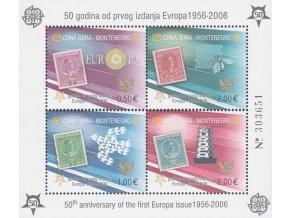 Crna Gora 0108 0111 Bl 2 A