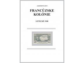 Albumové listy Franc kol 1940 Letecké