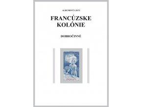 Albumové listy Franc kol 1942 Dobročinné