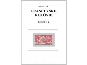 Albumové listy Franc kol 1942 Deťom
