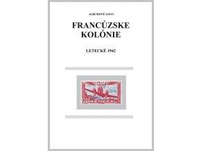 Albumové listy Franc kol 1942 Letecké