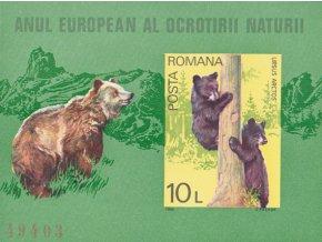 Rumunsko Bl 168