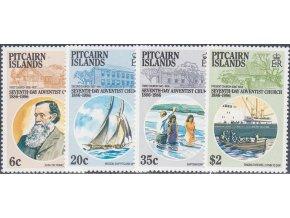 Pitcairn isl 0285 0288