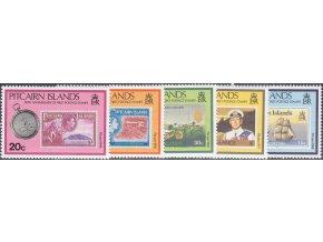 Pitcairn isl 0362 0366