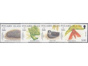 Pitcairn isl 0400 0403