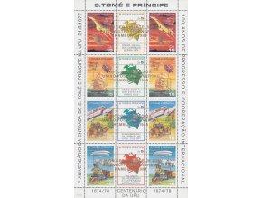 St Tome e Principe 0838 0849
