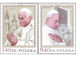 Polsko 2629 2630 papež
