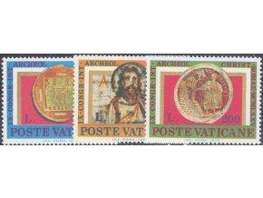 Vatikán 0664 0666