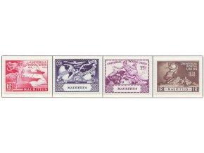 Mauritius 0223 0226