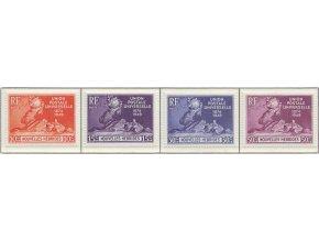 Nouvelles Hebrides 0137 0140