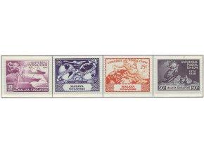 Malaya Singapore 0023 0026