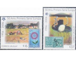 Uruguay 2580 2581