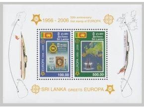 Srí Lanka 1525 1526 Bl 102