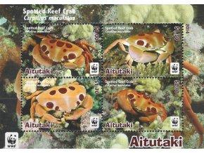 Aitutaki 923 926 Bl 99