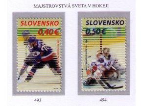 SR 2011 / 493-494 / MS v ľadovom hokeji