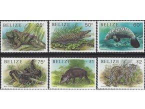 Belize 1562 1567