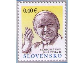 SR 496 Blahorečenie Jána Pavla II.