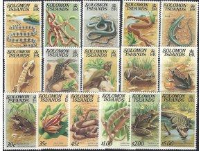 Solomon Islands 385 400