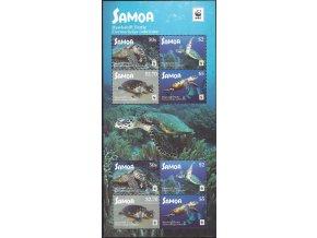 Samoa 1352 1355