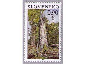 SR 2011 / 497 / EUROPA - Lesy, Národný park Poloniny