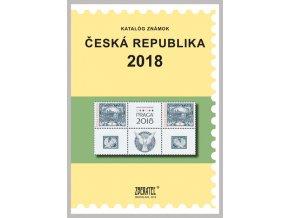 Katalog znamky CR 2018