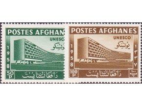 Afganistan 0475 0476 A