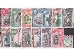 Ceylon 0230 0242